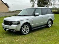 2012 Land Rover Range Rover 4.4L TDV8 WESTMINSTER 5d AUTO 313 BHP Estate Diesel