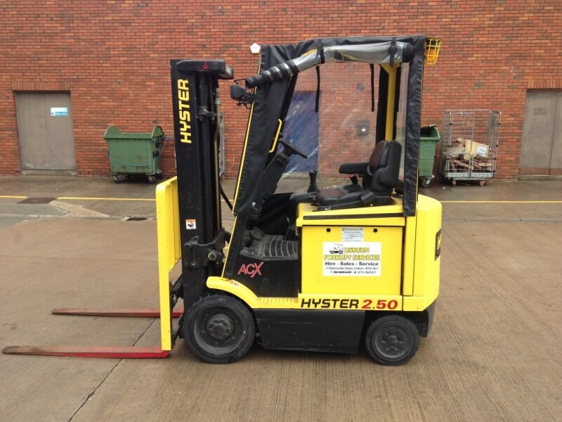 Hyster electric forklift 2 5ton | in Belfast | Gumtree