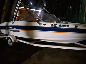 TOY SALE  _ NYTRO.. XJ8 L  BAYLINER