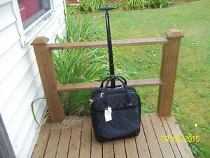 Laptop/Travel Carryon Bag (Bugatti) with Wheels