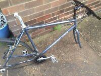 Bike frame for spares