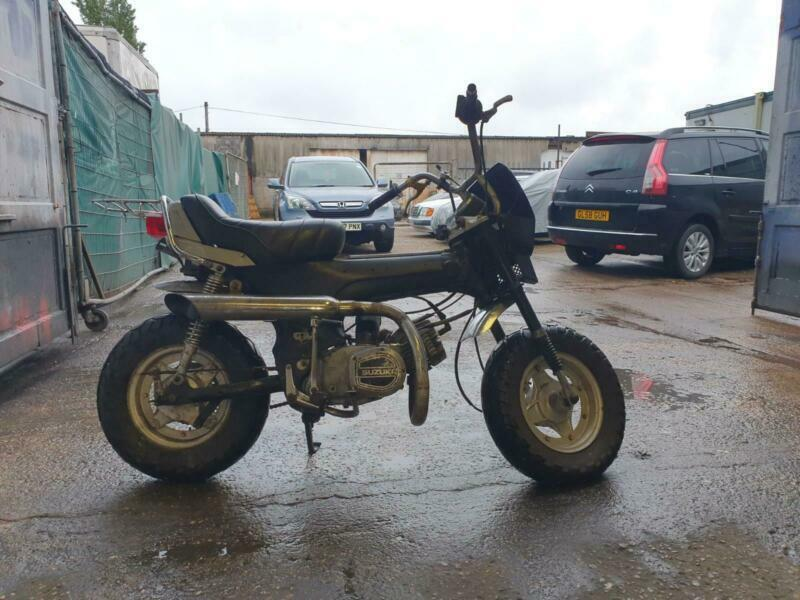 Honda ST dax monkey bike 2 stroke   in Dagenham, London   Gumtree