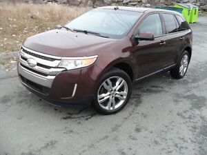 2012 Ford Edge SUV-OFF LEASE FROM NATIONAL CO.@- $12900
