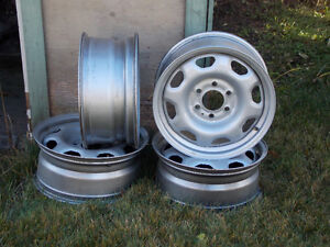 Ford FX150 Steel Rims