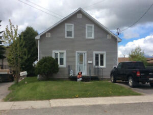 House for Sale with Upstairs 2 Bedroom Unit