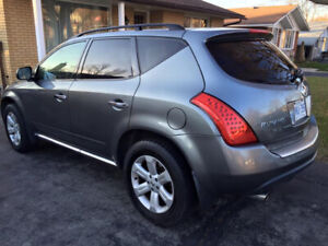 2006 Nissan Murano owner going abroad URGENT SALE