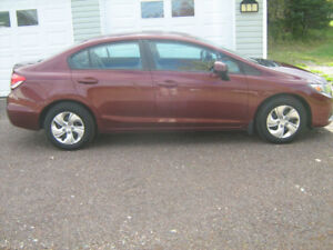 2013 Honda Civic REDUCED