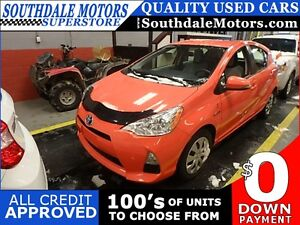 2013 TOYOTA PRIUS C * HYBRID * 1 OWNER * POWER GROUP * LOW KM