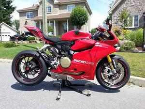 Impeccable et exotique Ducati