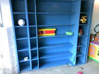 casier et meuble de rangement de jouet