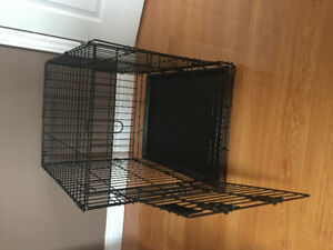 Dog kennel - $50.00
