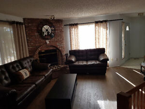 2 rooms for rent in leduc