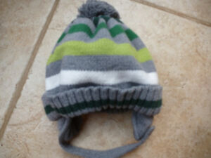 Winter Hats, Size  Small,   4 months & up    $4.00 each