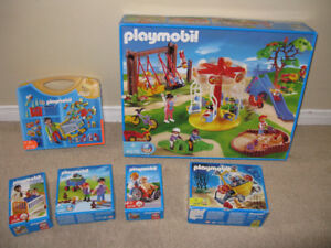 Playmobil Toys Lot of 9 Sets NEW