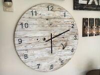 Huge 90cm Diameter Clock