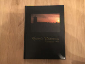 Queen's University Tricolour Year Books 1999 and 2001