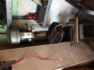 Heavy Duty Drill Press