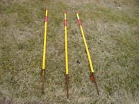 Ground markers