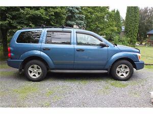 NOUVEAU PRIX: 2005 Dodge Durango SLT 4x4, 7 passenger