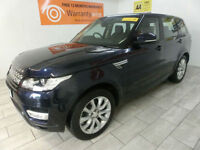 2013 Range Rover Sport 3.0TD SDV6 HSE Auto ( 288bhp ) ***BUY FOR £598 A MONTH***
