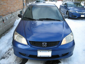 2004 Honda Civic lx Coupe (2 door) Cambridge Kitchener Area image 2