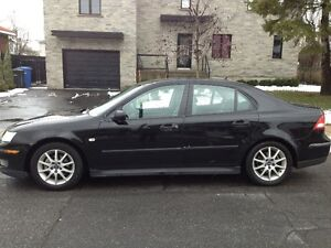 2003 Saab 2.0T, 93 ( automatique, cuir, toit, mags, full  )
