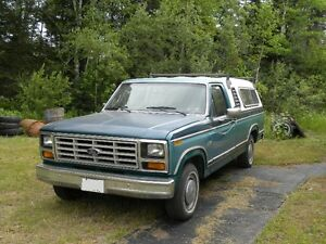 1983 Ford F-150 Pickup Truck (Reduced)
