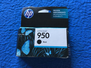 HP Officejet 950 Black Printer Cartridge $20.00