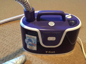 Instant compact steamer (T-Fal)