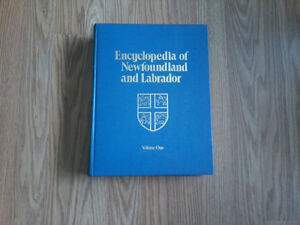 Book of newfoundland and Labrador volume one