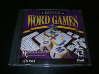 Hoyle Word Games (9 Games) - excellent cond. - $2