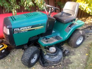 Murray Ultra Lawn Tractor