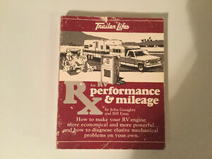 Trailer Life's Vintage RV Motorhome Camper Van Engine Manual