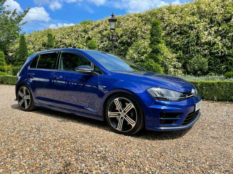 Volkswagen Golf 2.0 TSI ( 300ps ) 4X4 ( BMT ) ( s/s ) DSG 2016MY R