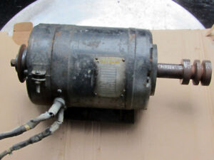 Baldor 24 Volt 1HP  DC electric motor