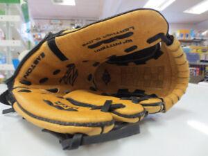 Baseball Glove & Baseball