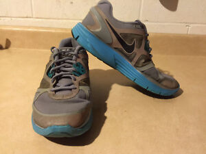 Women's Nike+ H20 Repel Linarglide 3 Running Shoes Size 9.5 London Ontario image 8