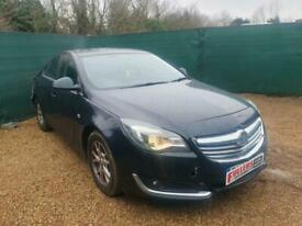 image for 2014 Vauxhall Insignia 2.0 CDTi [140] DAMAGED REPAIRABLE SALVAGE HATCHBACK Diese