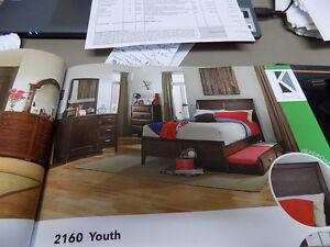 Bedroom Set Single(no mattress) $ 925.00  Call 727-5344 St. John's Newfoundland image 2