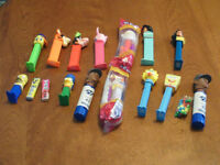 Large PEZ collection