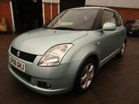2007 Suzuki Swift 1.3 LEFT HAND DRIVE LHD