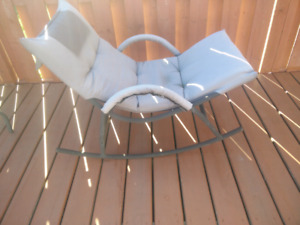 Rolling chair for Deck