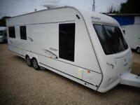 Compass Rallye 636 2008 Double Dinette Twin Axle Touring Caravan