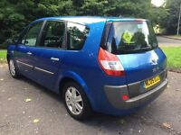 2005 Renault Grand Scenic 1.6 vvti 7 Seater 'NEEDS NOTHING' 1250ono