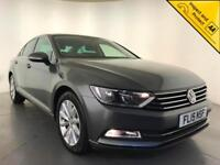 2015 VOLKSWAGEN PASSAT SE BUSINESS TDI BLUEMOTION 1 OWNER SERVICE HISTORY