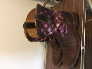 Boulet western boots