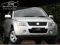 2011 61 SUZUKI GRAND VITARA 2.4 SZ3 3D 166 BHP