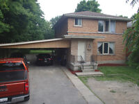 3 Bed Upper Aparment$1100 ALL inclusiveFREE heat,hydro,water May