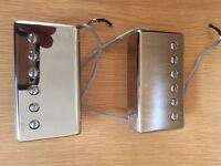 Gibson BURSTBUCKERS SHEPTONE AB CUSTOM humbuckers TV Jones classic P90 bridge mount