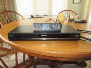 Panasonic Blue Ray 3D player